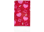 54x108 hearts tablecloth