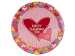 8 pack 8.75 inch candy crush paper plates