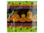 16 pack 9 7/8 x 9 7/8 in. halloween patchwork bev. napkins