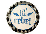 8ct first rebel plates