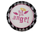 8 pack first angel 6 3/4 inch plates