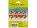 Monkey Finger Puppets Party Favors