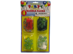 Marble bag party favors