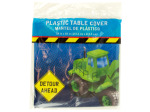 Construction Theme Plastic Table Cover