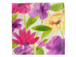 Painterly Floral Lunch Napkins Set