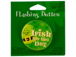 Irish For the Day Flashing Button
