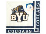 Brigham Young University Beverage Napkins