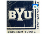 Brigham Young University Lunch Napkins