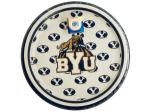 Brigham Young University Dessert Party Plates