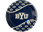 Brigham Young University Party Plates