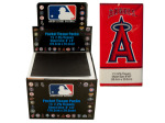 Los Angeles Angels Pocket Tissues Countertop Display