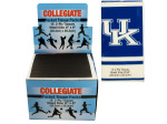 University of Kentucky Pocket Tissues Countertop Display