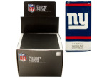 New York Giants Pocket Tissues Countertop Display