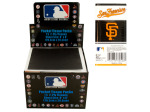 San Francisco Giants Pocket Tissues Countertop Display