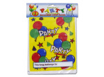 Party Favor Loot Bags with Balloon Design