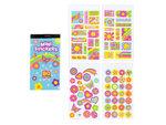Girl Theme Mini Sticker Book Clip Strip
