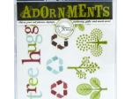 Nature Craft Adornment Stickers