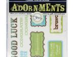 Encouragement Craft Adornment Stickers