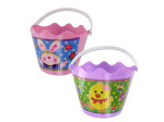 Plastic Easter basket