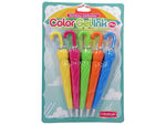 Rainbow Umbrellas Color Gel Ink Pens Set