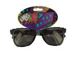 Black 8-Bit Sunglasses
