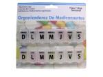 7-Day Spanish Language Pill Case