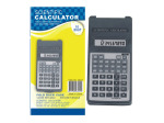 Scientific calculator with fold-back case