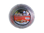 Round Tin Foil Containers