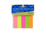 Colorful sticky note flags, 5 pads