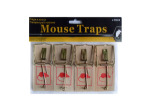 Mouse traps, pack of 4
