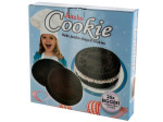 Silicone Jumbo Cookie Cake Mold Set