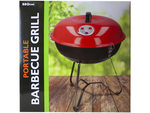 Charcoal Barbecue Grill with Dome Lid