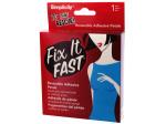 fix it fast 1 pair reusable adhesive petals